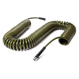 75-ft Coiled Watering Hose