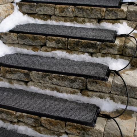 Lovely Additional Heated Stair Mat