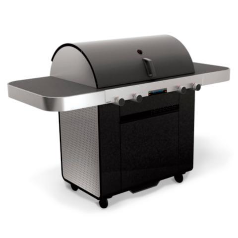 Designer Gasgrill porsche design x series gas grill frontgate