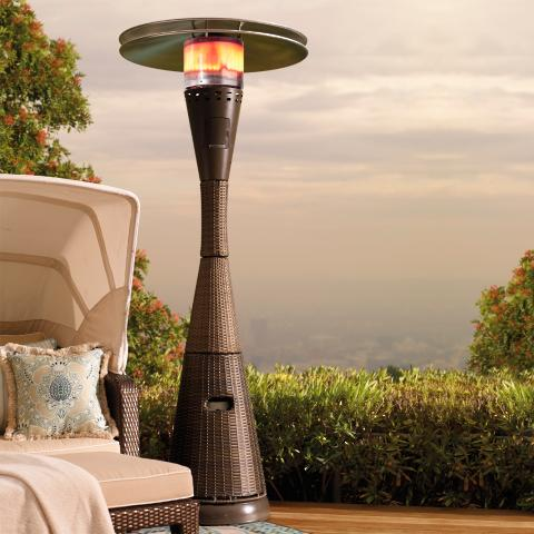 All Weather Woven Patio Heater
