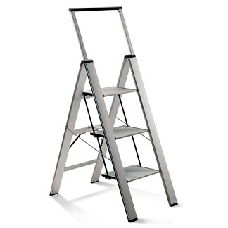 Three-step Slimline Ladder