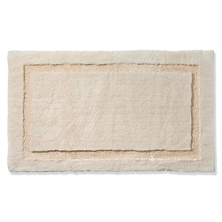 Skid-resistant Resort Bath Rug