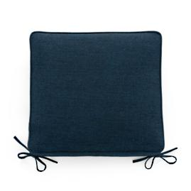 Double-Piped Outdoor Chair Cushion