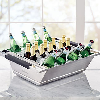 Glacier Double Wall Beverage Servers