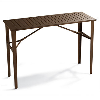 Folding Counter-height Table