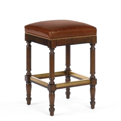 Raffles Counter Height Backless Bar Stool 26 1 2 Quot H Seat