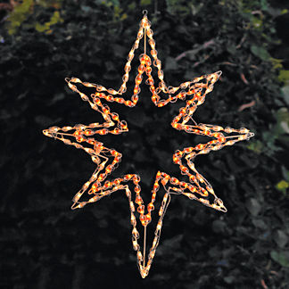 Bethlehem Star 4-ft. Display