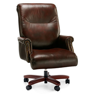 Breton Executive Leather Chair