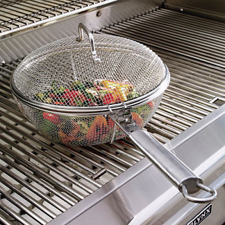 Mesh Grilling Cookware Frontgate