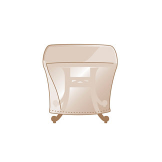 Square Side Table Cover