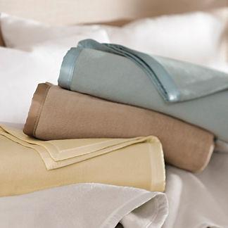 Indulgence Silk Plush Blanket