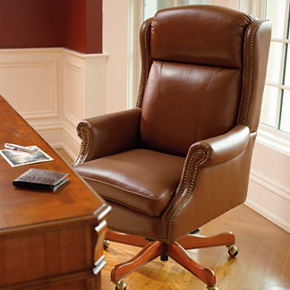 Hadley Executive Leather Office Chair