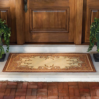 Ellington Tufted Door Mat