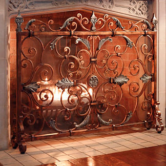 Astoria Fireplace Screen