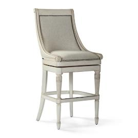 "Kent Swivel Bar Stool (30""H seat)"