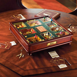 Clue Frontgate Luxury Edition Board Game