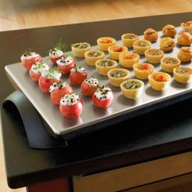 Rechargeable Stainless Steel Warming Tray