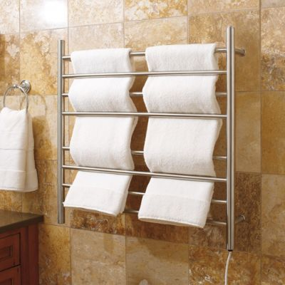Myson Wall mount Towel Warmer Frontgate
