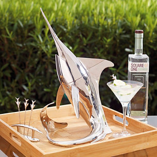 Swordfish Cocktail Shaker Set