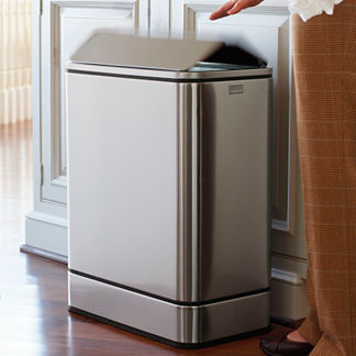 simplehuman® Butterfly Sensor Trash Can