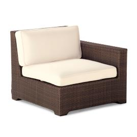 Palermo Right-facing Arm Chair with Cushions