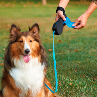 Kosoku Retractable Dog Leash by Quirky