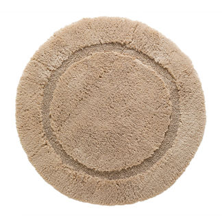 Reversible Round Resort Bath Rug