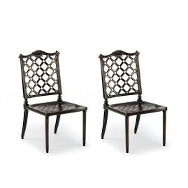 Glen Isle Set of Two Side Chairs in