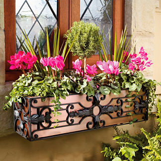 Irongates Window Boxes