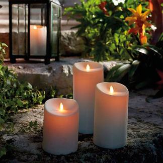 Outdoor Dream Candles