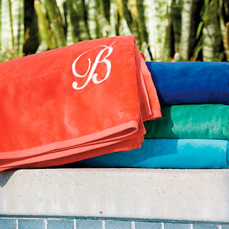 Luxury Pool Towel