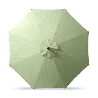 9' Round Outdoor Market Umbrella - Last Year's Colors