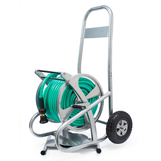 Frontgate Swivel Hose Cart