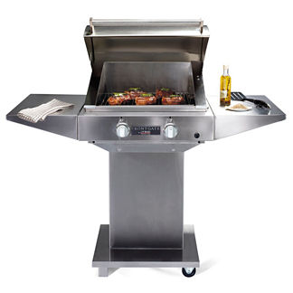 "55"" Frontgate TEC Infrared Grill"