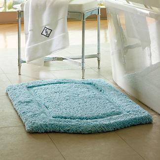 Luxe Memory Foam Bath Rug