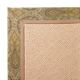 Indoor/Outdoor Parkdale Rug in Symphony Earth Cane Wicker