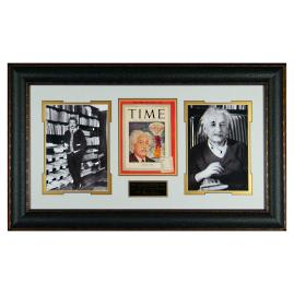 Albert Einstein Framed Collage
