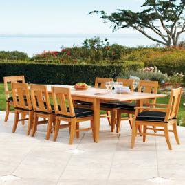 2011 Melbourne 5-pc. Round Dining Set