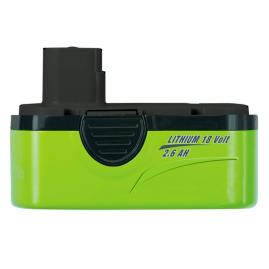 Earthwise 2.6 AH Lithium Replacement Battery