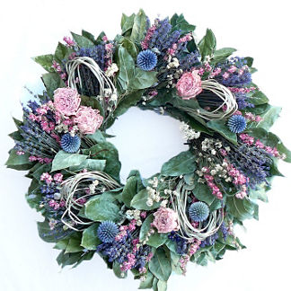 Cape May Spring Indoor Wreath