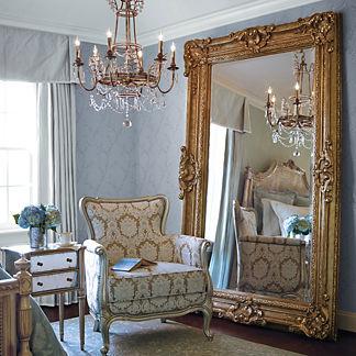 Josephine Floor Mirror