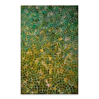 Mosaic Tile Outdoor Area Rug