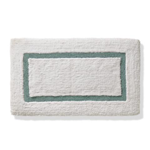 Resort Memory Foam Framed Bath Rug Frontgate