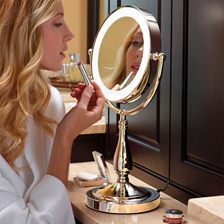 LED Touch Light Vanity Mirror