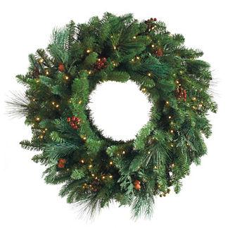 Majestic Cordless Wreath