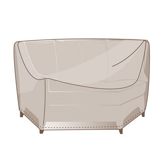 Monterey Left-facing Sofa Cover