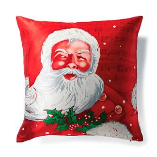 Vintage Santa Pillow