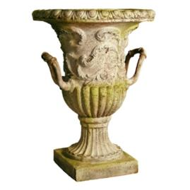 Heather Urn with Handles
