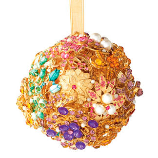 Gold Jewelry Ornament