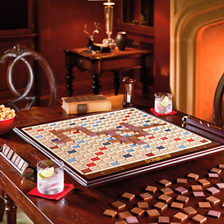 Scrabble: Frontgate Oversized Edition Board Game